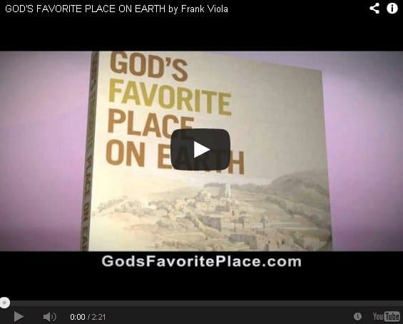 God's Favorite Place on Earth Video