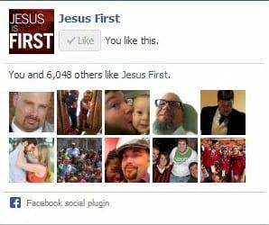 JesusFirst