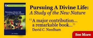 Pursuing a Divine Life Banner