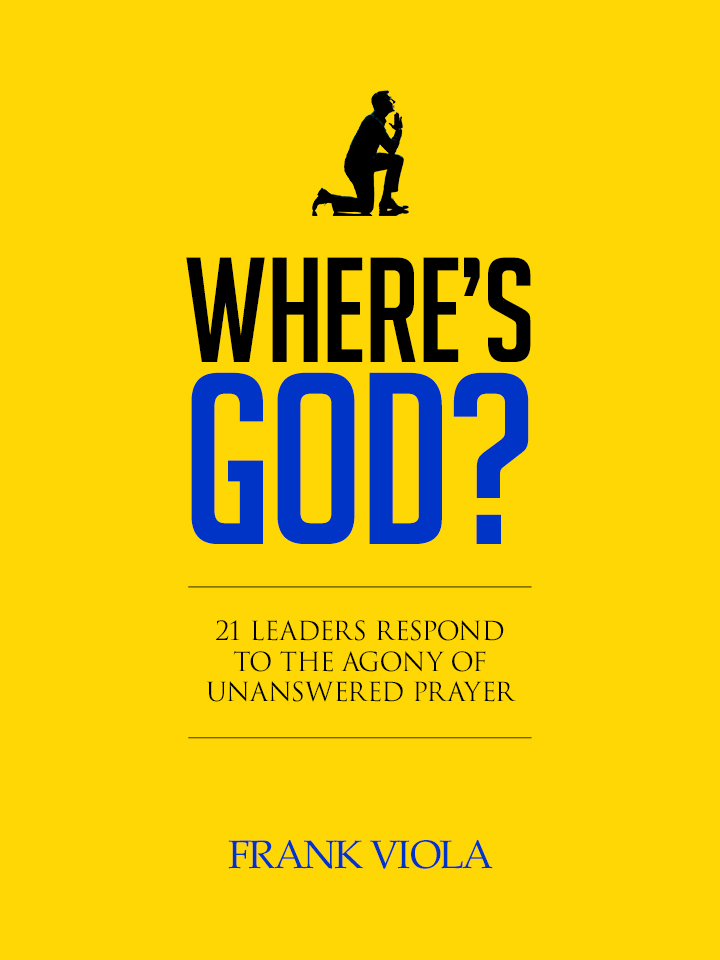 Where Is God?: 21 Leaders Respond to the Agony of Unanswered Prayer