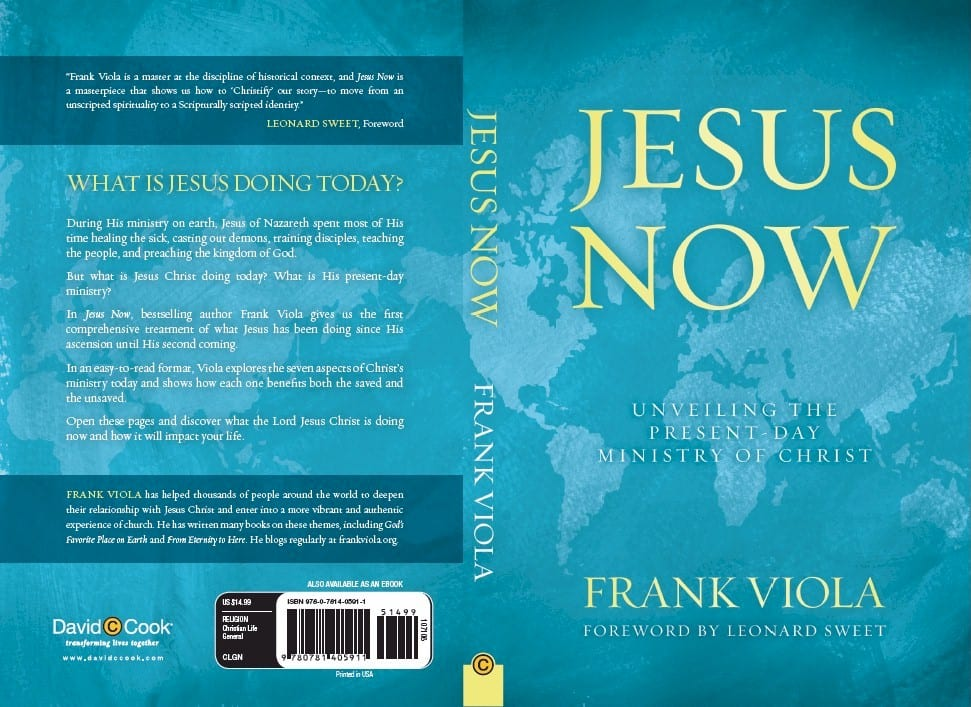 JESUS NOW - Beyond Evangelical