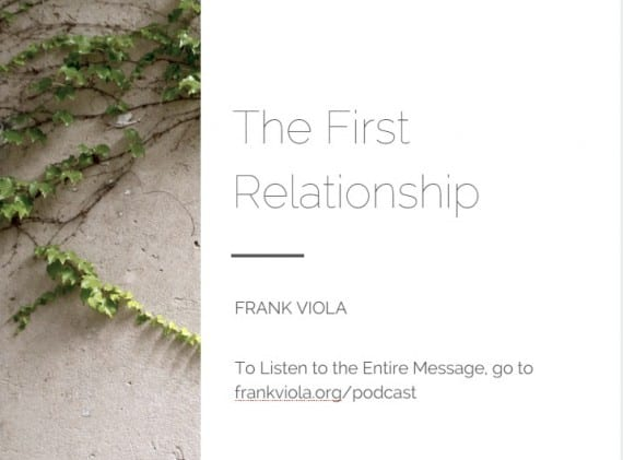 firstrelationship