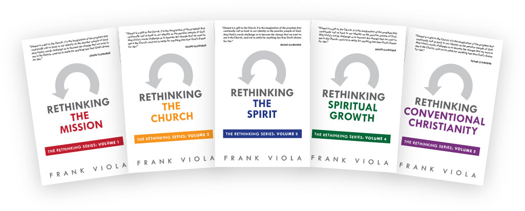 5 Marks of a Spiritual Pioneer | Frank Viola